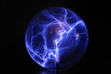 crystal electric ball