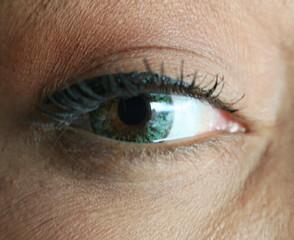 color contact lense