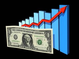 montée du dollar