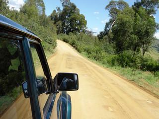 unterwegs in südafrika