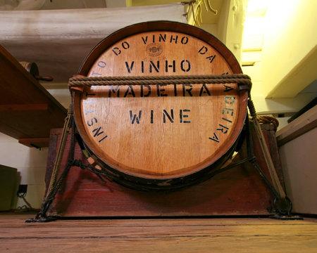 barrel of porto onboard