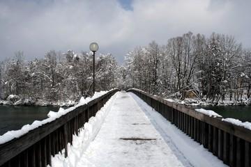 brücke im winter #2