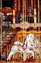 france, paris: carrousel