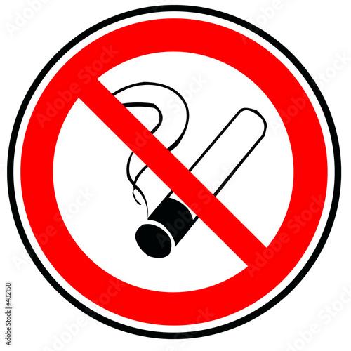 Interdiction de fumer dans les lieux publics : une loi