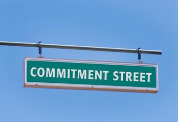 commitment street