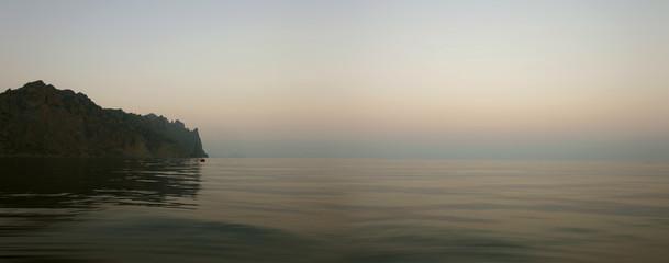 panorama de la mer noire