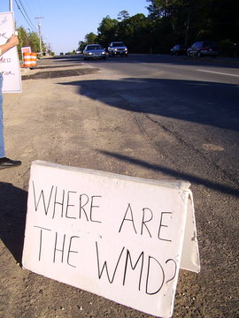 """""""where are the wmds?"""""""