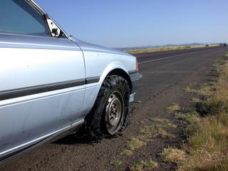 roadside bummer
