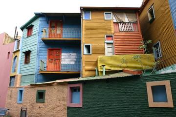 Keuken foto achterwand Buenos Aires quartier de la boca