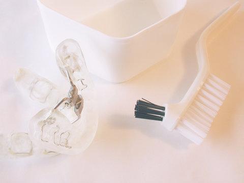 dental appliance used for sleep apnea