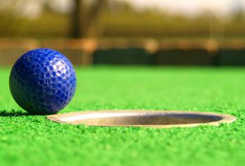 Foto op Aluminium Golf mini golf