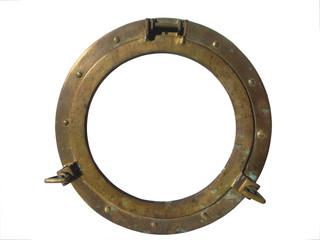 bronze port