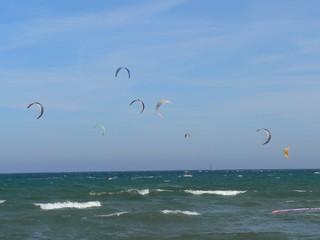 st aygulf - spot de kite surf