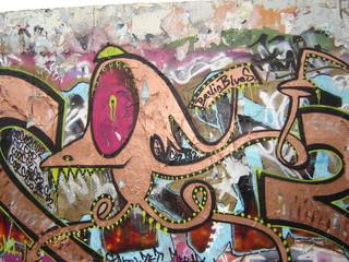 graffiti am mauerpark 2