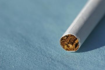 cigarette posée