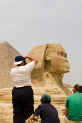 capturing sphinx