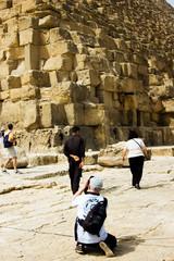 capturing pyramids