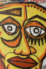 face graffiti