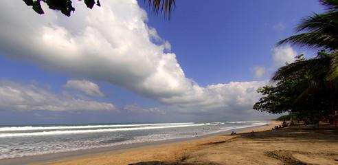 indonesia, bali:kuta beach