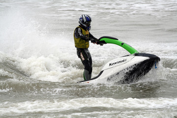 Recess Fitting Water Motor sports jet ski