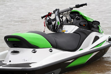 Printed roller blinds Water Motor sports jet ski vert