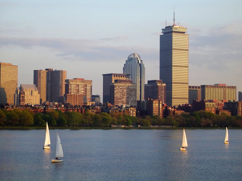 boston ad river charles