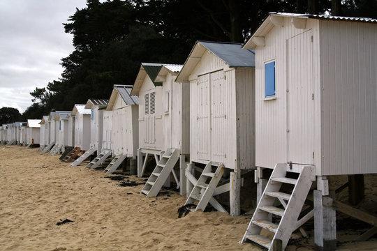 cabine plage
