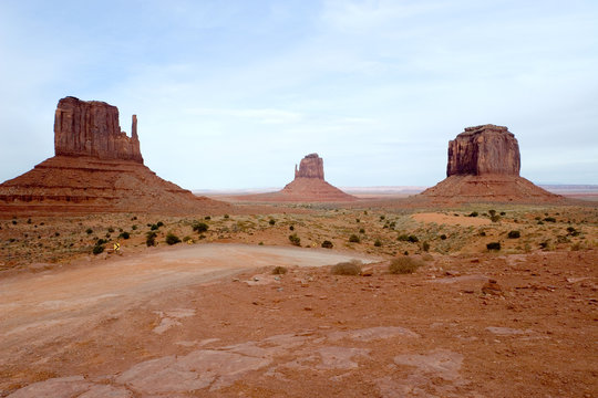 monument valley road