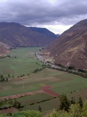 valle del urubamba