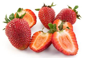 juicy strawberry