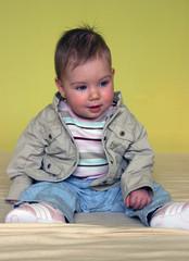 very nice baby