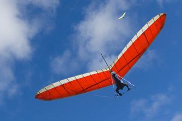 Foto op Aluminium Luchtsport airborne