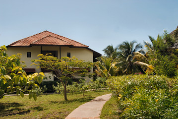 zanzibar resort, tanzania, africa