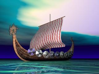 viking green seas