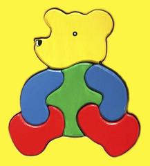 teddy - gelb