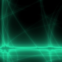 green desktop