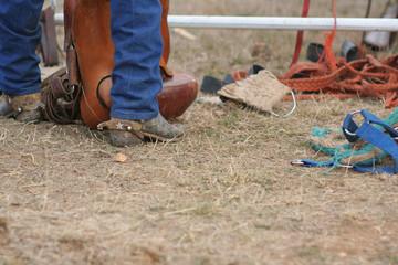 rodeo rider's kit
