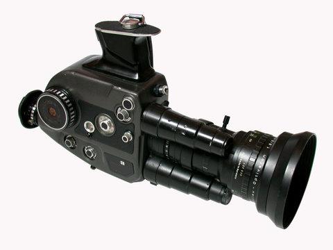 caméra ancienne