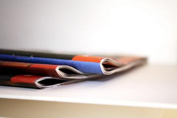 trois magazines