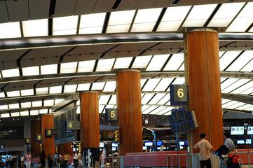 airport scenes