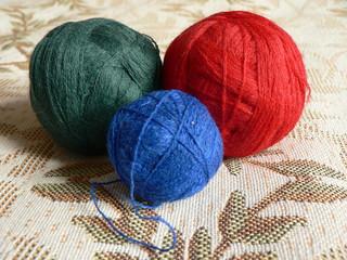 knitting ball