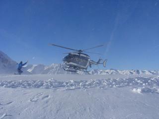 hélicoptère du pghn