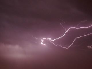 orage sur dijon