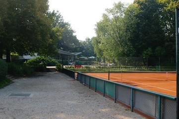 """clubhaus lttc """"rot-weiß"""" berlin"""
