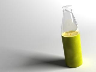 bottle of citron