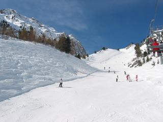 ballade à ski