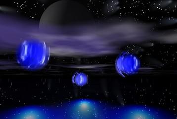 alien soul spheres