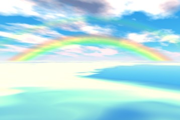 story book rainbow