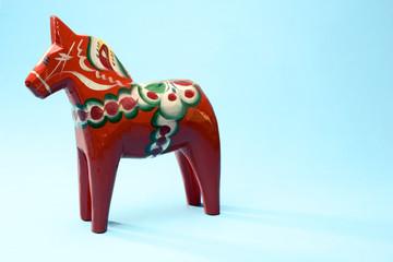 wooden horse of sweden
