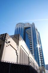 modern architecture in dubai